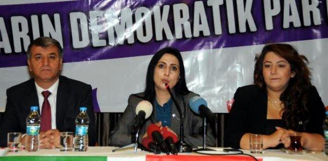 HDP'li Yüksekdağ: Katliam Twitlerinin Atıldığı Hesaplar MİT'in