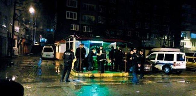 Giresun'da Taksiciye Altı Kurşun!..