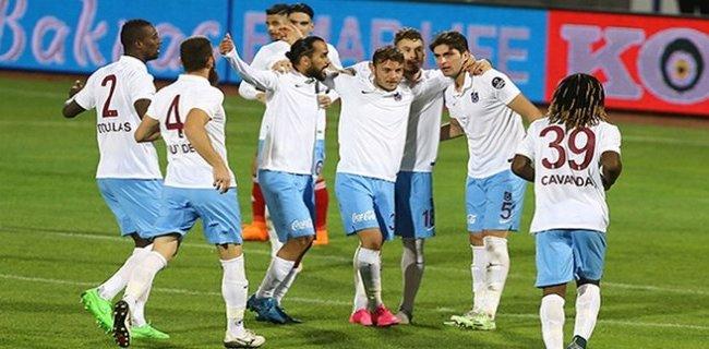 Trabzonspor: 2 - Medicana Sivasspor: 0 Maç Özeti