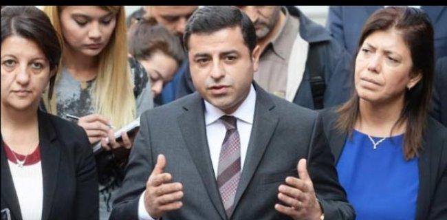 HDP 5 İlde Hüsrana Uğradı!