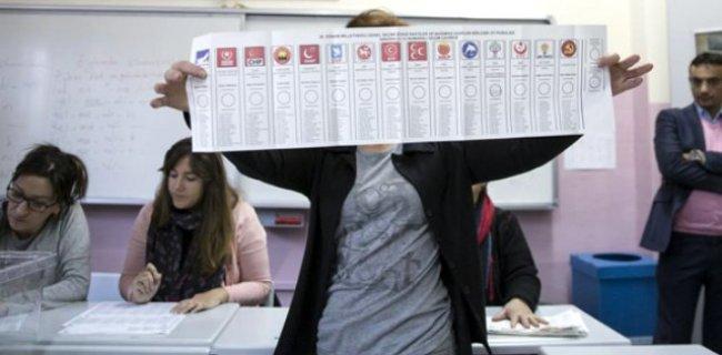En Az Oyu Doğru Yol Partisi Aldı