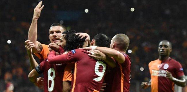 Galatasaray'ın Benfica Maçı İlk 11'i Belli Oldu