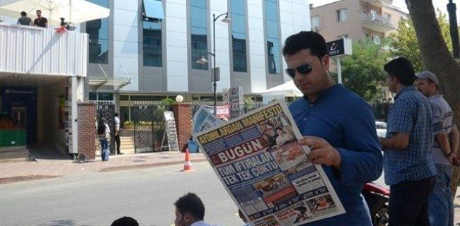 Bugün Gazetesi Çalışanlarına Şok!