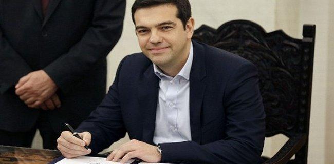 Aleksis Çipras'tan Tebrik Telefonu