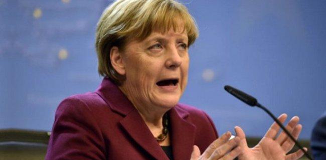 Merkel: Askeri Çatışma Çıkabilir