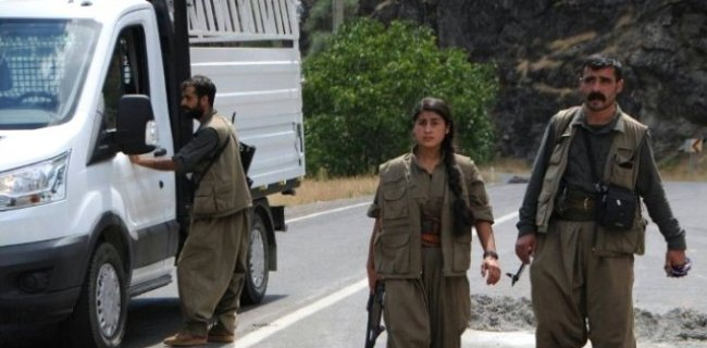 PKK'nın Sözde Tunceli Sorumlusu Öldürüldü