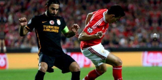 Benfica, Galatasaray'ı 2-1 Yendi