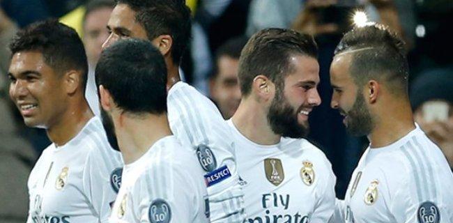 Real Madrid, PSG'yi Tek Golle Geçti
