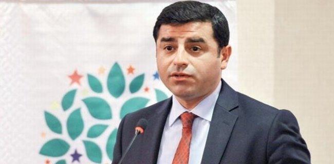 Selahattin Demirtaş'tan 'Başkanlık' Açıklaması!