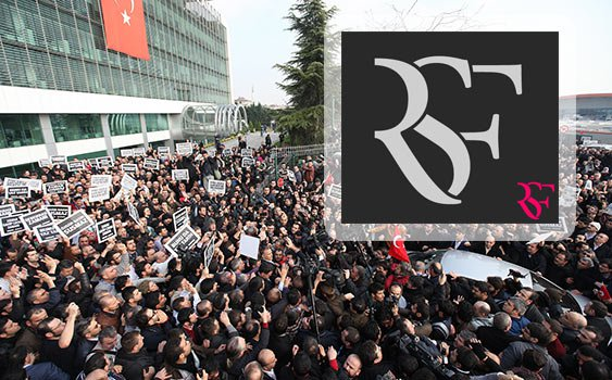 Sınır Tanımayan Gazeteciler Örgütü (RSF): Gazeteciler Derhal Bırakılsın!