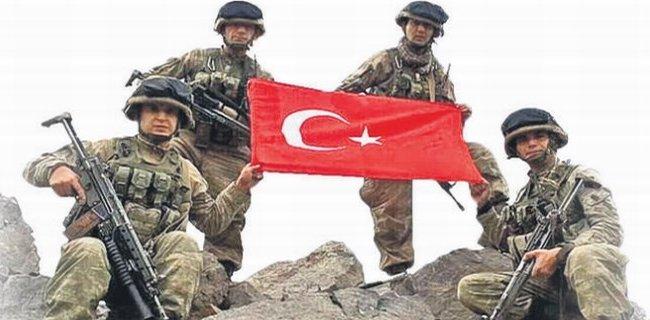 """""""Kurtarılmış Bölge"""" PKK'ya Mezar Oldu!"""