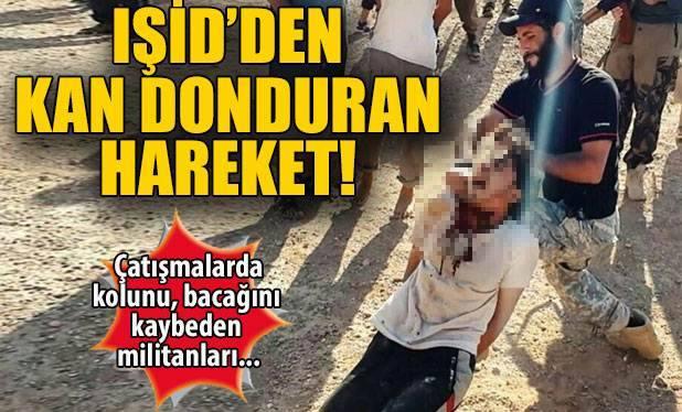 İŞİD'in İçinde İç İnfaz!