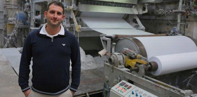 Suriyeli İşadamı İzmir'e Fabrika Kurdu