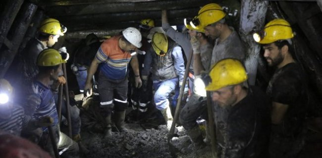 Kurşun Madeninde Göçük: 1 Ölü, 1 Yaralı