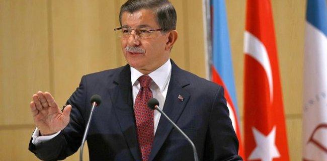 Davutoğlu'ndan Ankara Patlaması Açıklaması