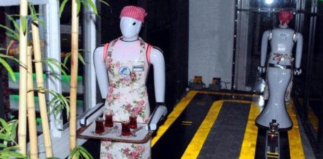 Türkiye'nin İlk İnsansı Robot Üretim Fabrikası Kuruluyor
