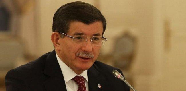 """Ahmet Davutoğlu: """"Öz yönetim, Söz Yönetim Yok"""""""