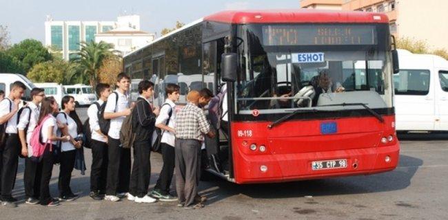 İzmir'de Toplu Taşımaya Zam!