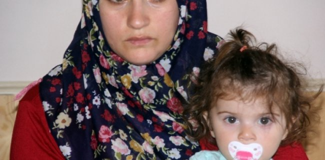 PKK'nın Kaçırdığı Polisten Kızına Ağlatan Not