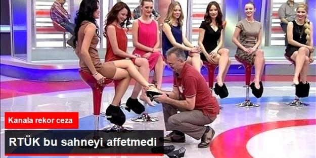 Rtük'ten Kanal D Ben Bilmem Eşim Bilir Programına Ceza !