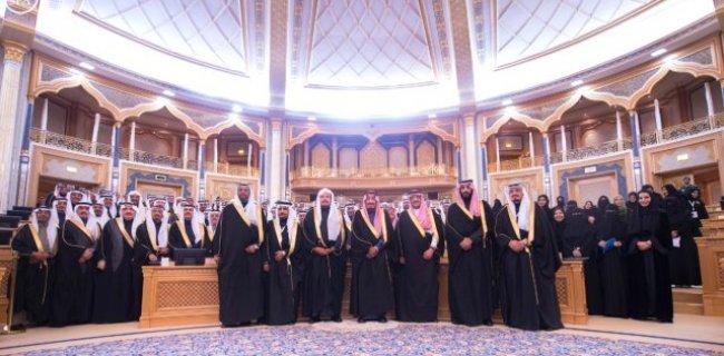 Dünya İçin Küçük Suudiler İçin Çok Büyük Adım