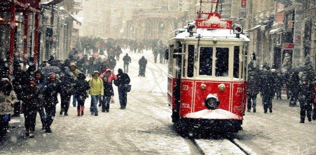 Meteoroloji Uyardı!  İstanbul İçin Kritik Saat!