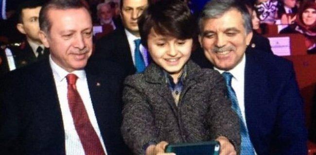Erdoğan ve Gül Nikahta Bir Araya Geldi