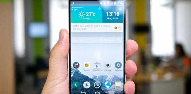 LG G3 6.0 Marshmallow Stock Rom'u Yayınlandı