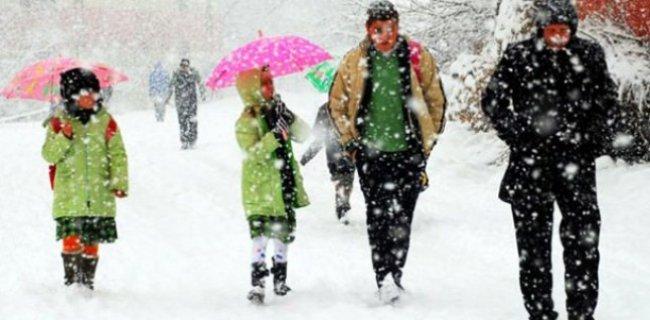 Hava Durumu: Kar Yağışı Ne Zaman Başlayacak?