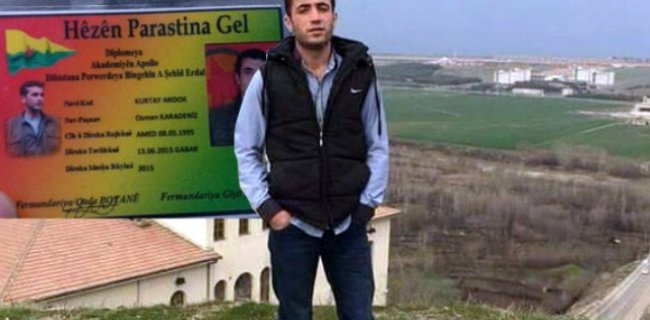 Firar Eden Askere PKK 1 Gün Sonra Kimlik Vermiş