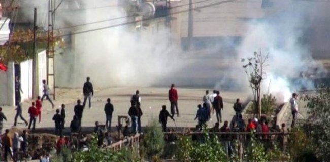 Cizre'den Yine Acı Haber Geldi:1 Polis Şehit, 5 Yaralı!