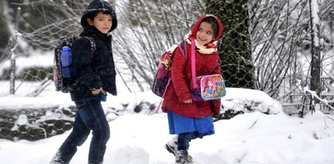 Okulların Kar Tatili Olduğu İl ve İlçeler