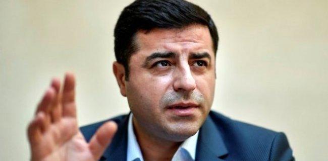 Demirtaş: Öcalan'ın Tek Mesajı Yeter!