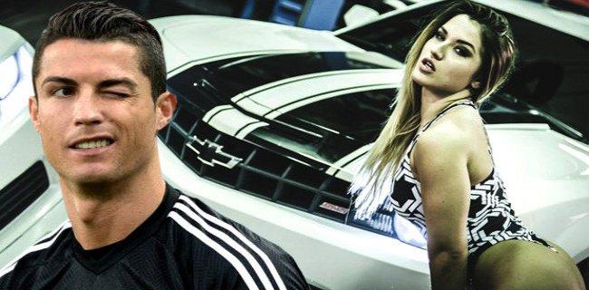 Rus Modelin Ronaldo İtirafı Olay Oldu