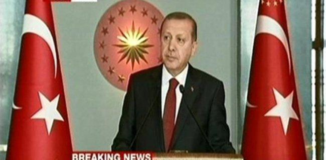 Yayınlarını Kestiler! Dünya Cumhurbaşkanı Erdoğan'ı Dinledi