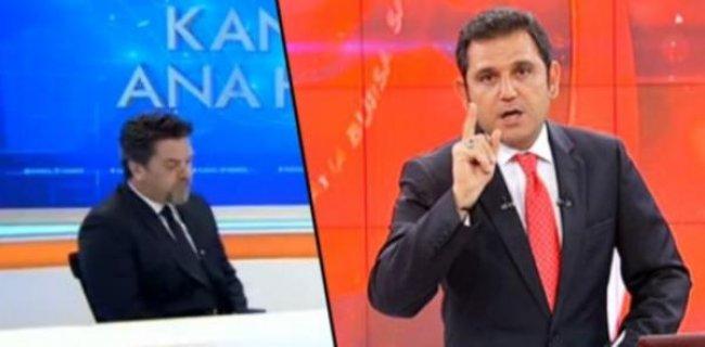 Fatih Portakal'dan Beyazıt Öztürk'ün Özür Dilemesine Yorum