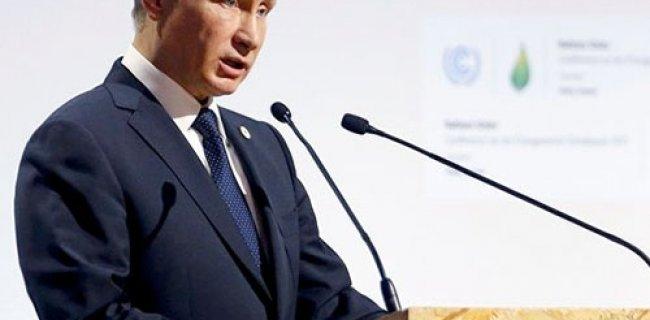 """Putin: """"İyi bir haberim var"""""""