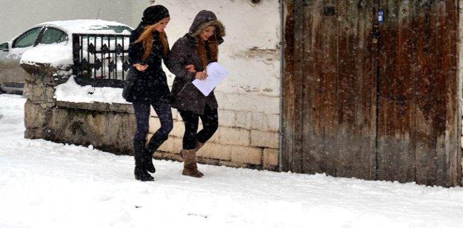 Ankara Hava Durumu! Kar Bastıracak Bu Saatlere Dikkat!