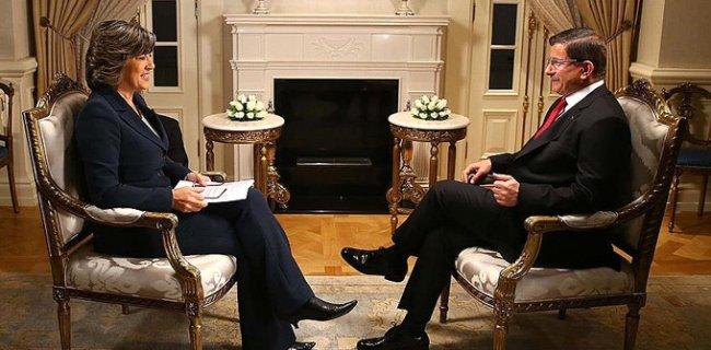 Davutoğlu PYD'yle İlgili Net Konuştu