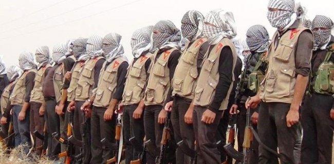 TSK Suriye'deki PYD Mevzilerin Vurdu!