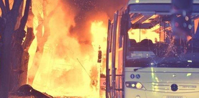 TSK'dan Ankara'daki Patlamayla İlgili Açıklama