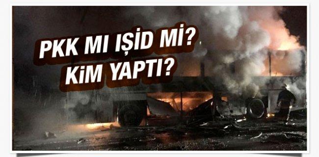 Ankara Saldırısı Kimin İşi? IŞİD mi PKK mı?