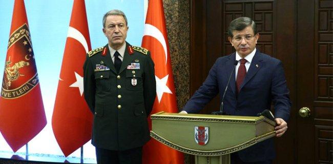 Başbakan Davutoğlu Hain Saldırıyı Gerçekleştiren Örgütü Açıkladı