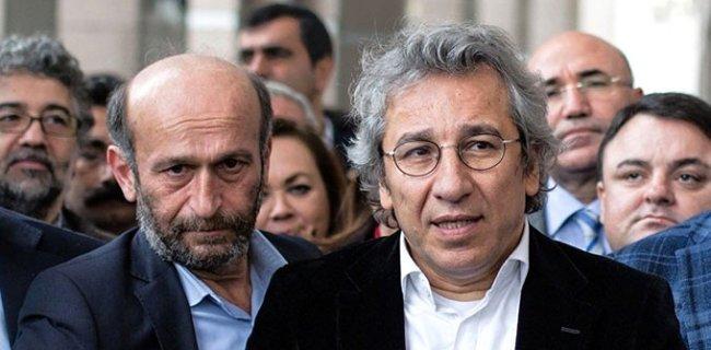 Gazeteci Can Dündar ve Erdem Gül İçin Tahliye Kararı Verildi
