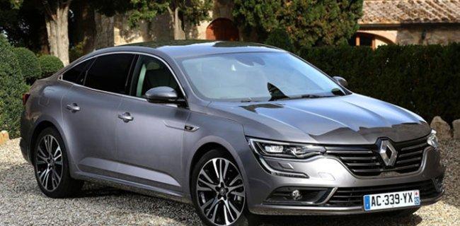 Renault'tan Dizel Ekonomisiyle Yeni Lüks Model