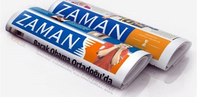 Kayyum Atandıktan Sonra Zaman Gazetesi Tirajı