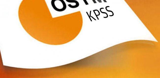 KPSS Tarihleri Değişti! ÖSYM'den Açıklama