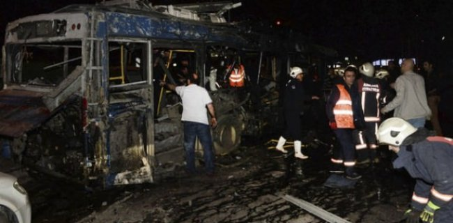 Ankara'da Patlamada Ölenlerin İsimleri