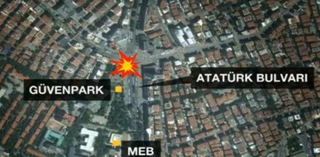 Ankara Patlaması Canlı Bombalar Bakın Kim Çıktı