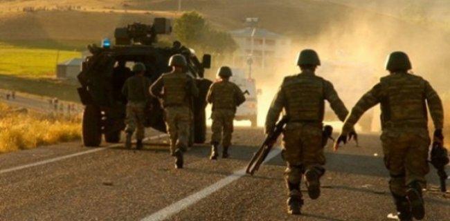 İzmir'de Askere Saldırı
